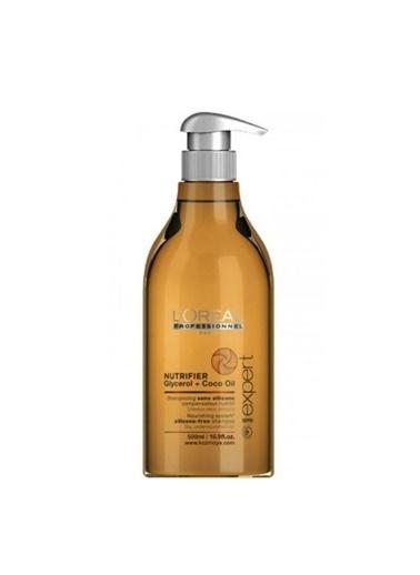 L'oreal Professionnel Nutrifier Şampuan 500 Ml Renksiz